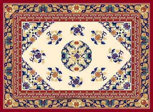 地毯定制 美式风格