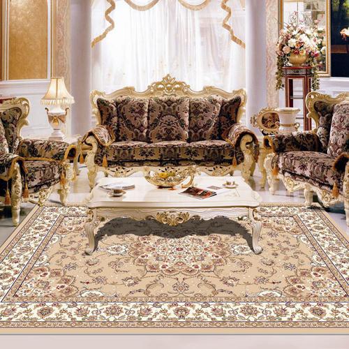 地毯定制 奢华风格