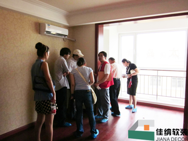 精装房装修标准结构检测