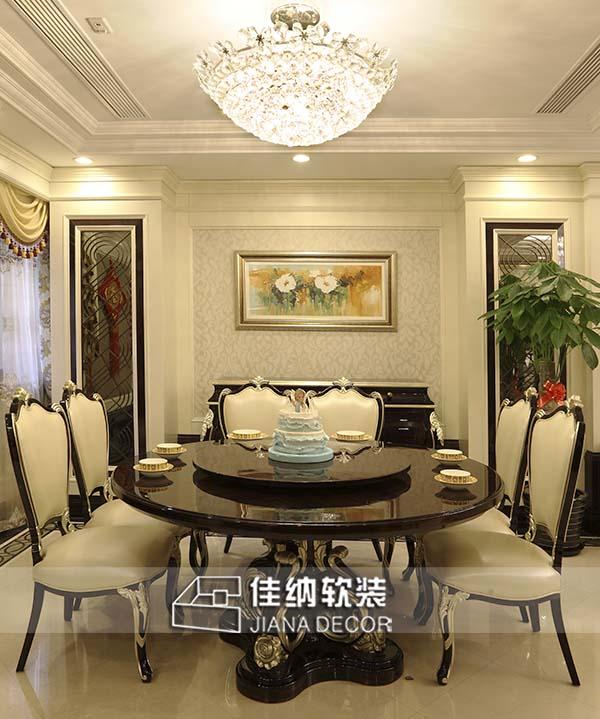 新古典软装方案让您的家气质非凡