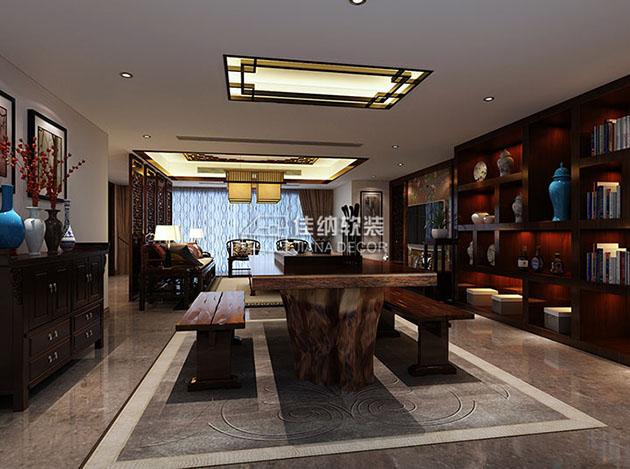 端午节开启承传文化 新中式别墅软装设计风格再度席卷