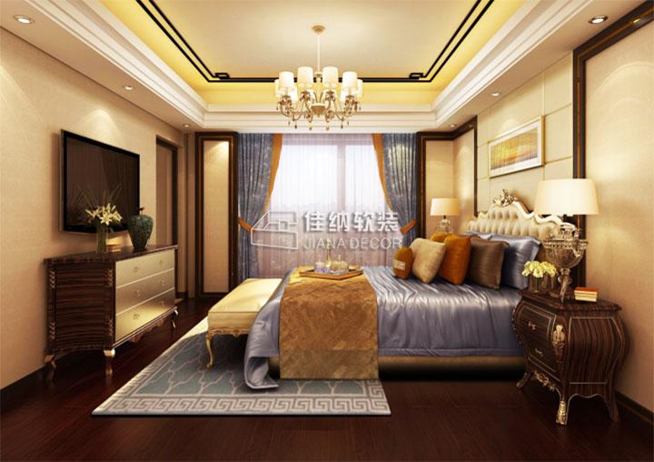 4亿豪宅内景奢华    古典的欧式贵族风如今逐渐受到