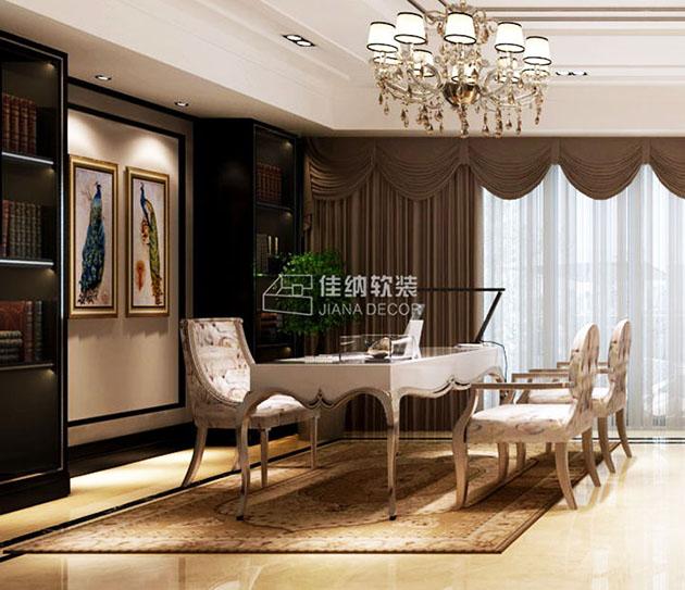 家居软装设计收费标准