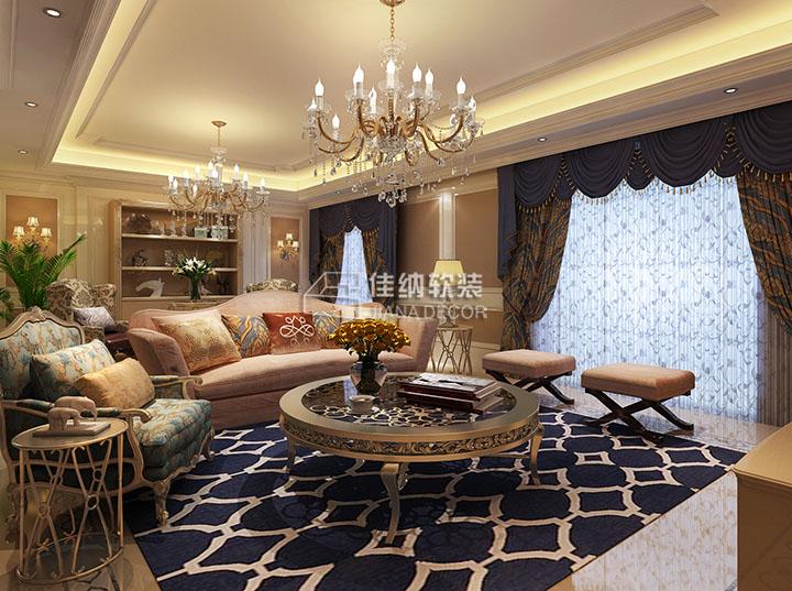 欧式风格是具有欧洲传统艺术文化特色的风格。根据不同的时期常被分为:古典风格、中世风格、文艺复兴风格、巴洛克风格、新古典主义风格、洛可可风格等。根据地域文化的不同则有:地中海风格,法国巴洛克风格,英国巴洛克风格,北欧风格,美式风格等。一般说到欧式风格软装,会给人以奢华、大气的感觉。