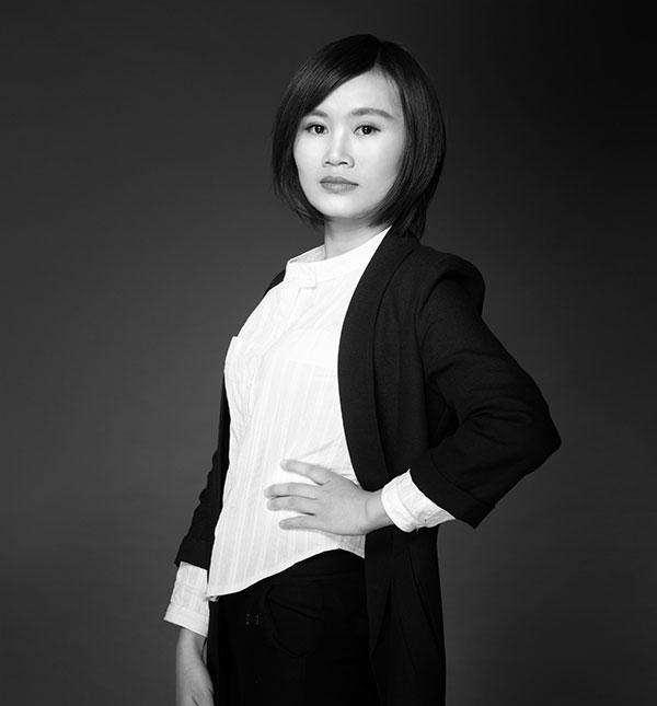 首席设计师—Demi 张