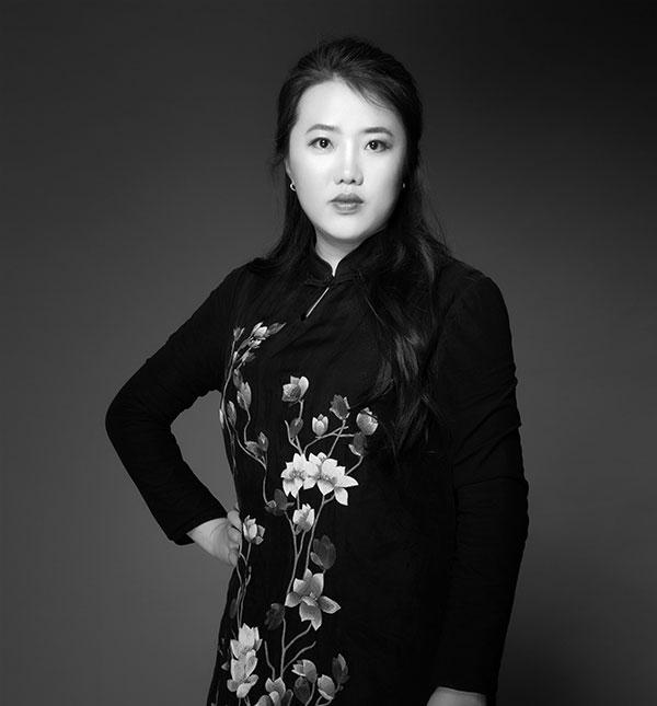 主任设计师—Janne 江