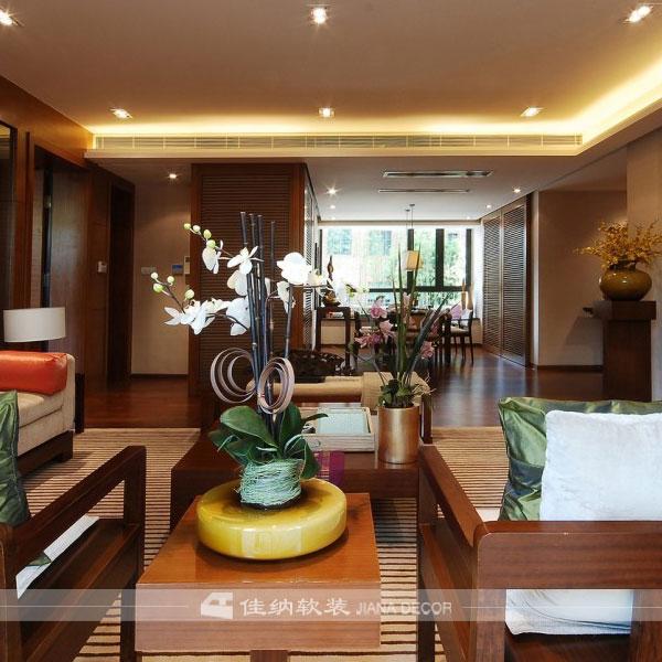上海滩花园洋房 新中式风格