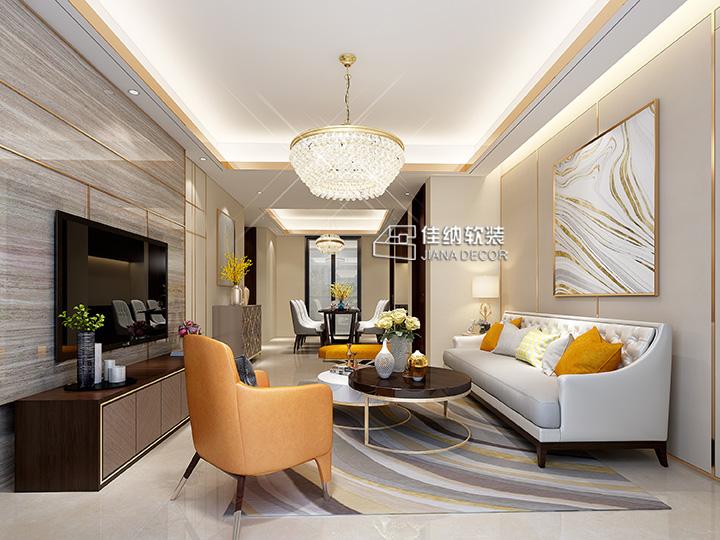 静安福邸  现代风格