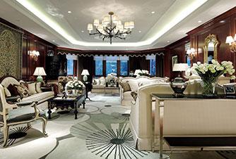 AL私人别墅 欧式软装设计风格