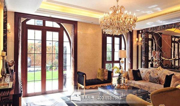银亿领墅 新古典风格