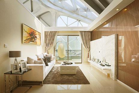 大美盛城样板房 现代风格