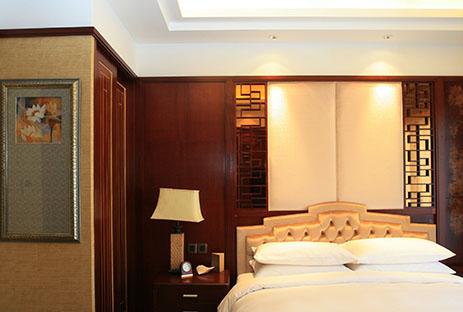 索菲特酒店6号 新中式风格