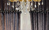 新古典风格窗帘定制
