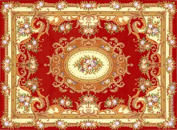 地毯定制 中式风格
